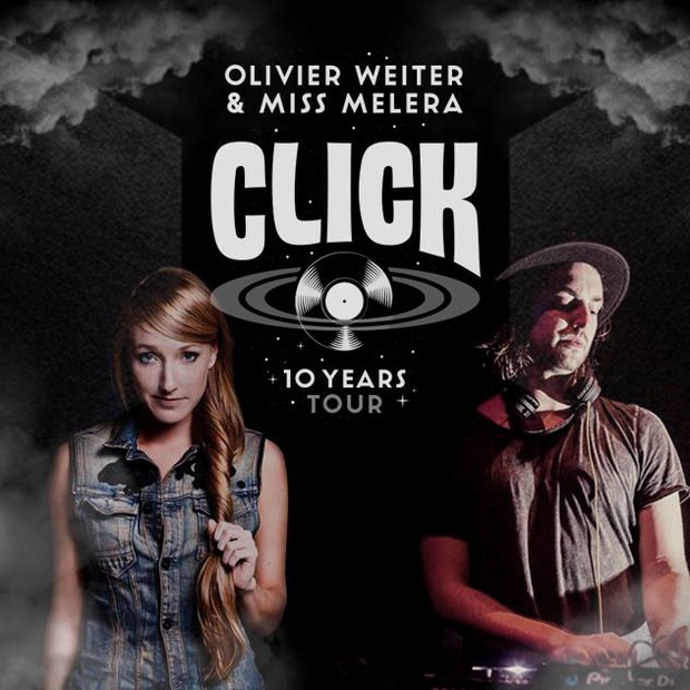 Click 10 years tour