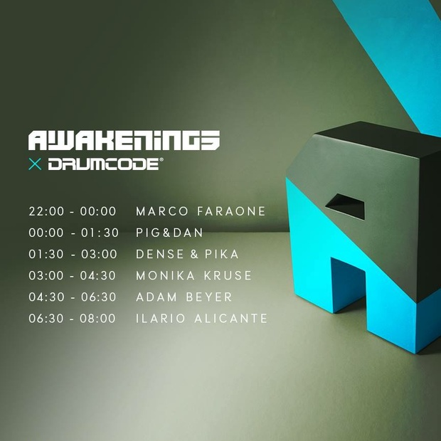 Awakenings x Drumcode