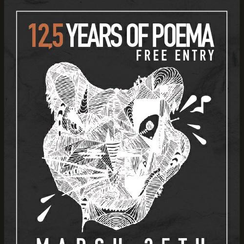 12,5 years of poema