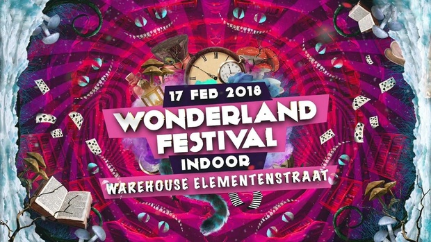 Wonderland Festival Indoor