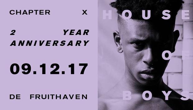 House of Boys 2 Year Anniversary