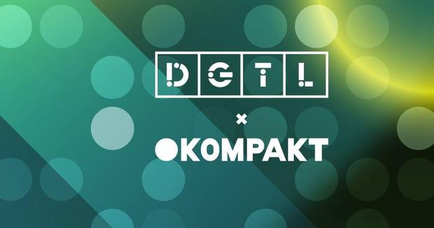 DGTL × Kompakt
