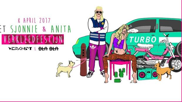 Het Sjonnie & Anita Verkleedfestijn