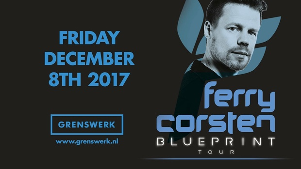 Ferry Corsten Blueprint Album Tour