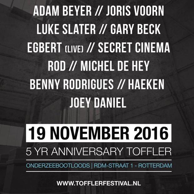Toffler Indoor Festival
