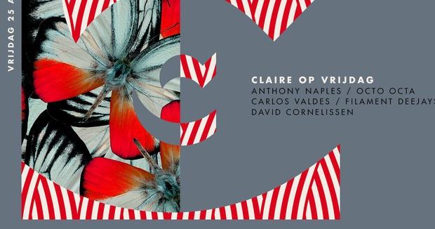 Claire op Vrijdag