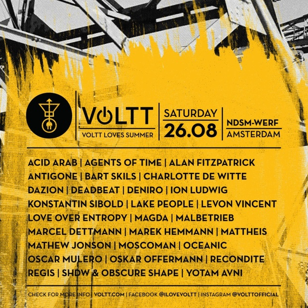 VOLTT Loves Summer Festival 2017