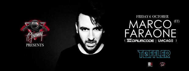 AJourney presents Marco Faraone