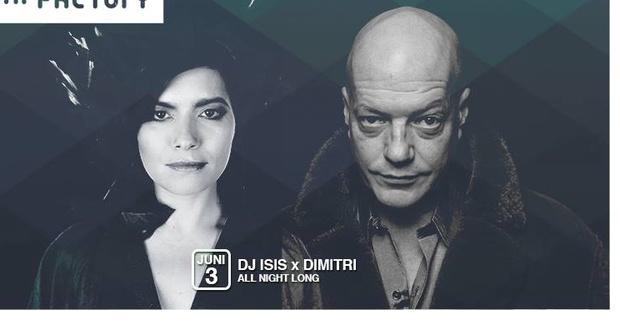 Dimitri & Isis All night long
