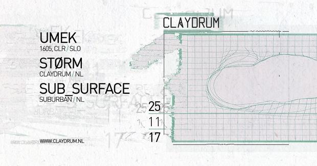 Claydrum