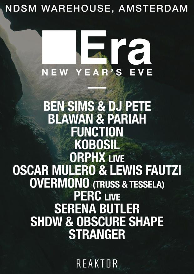 Era New Year's Eve