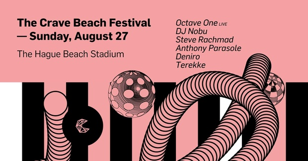 The Crave Beach Festival