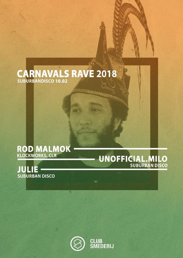 Carnavalsrave 2018