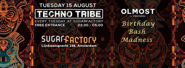 Techno Tribe
