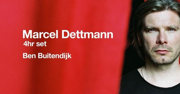 Marcel Dettmann 4hr set