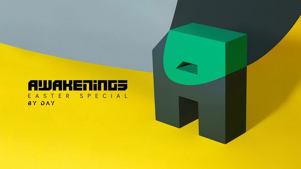Awakenings Easter Special by Day