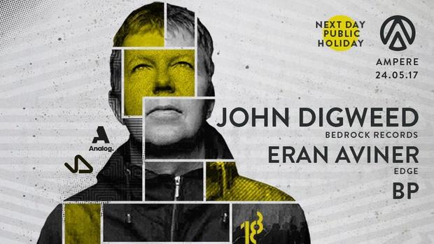 A night with John Digweed