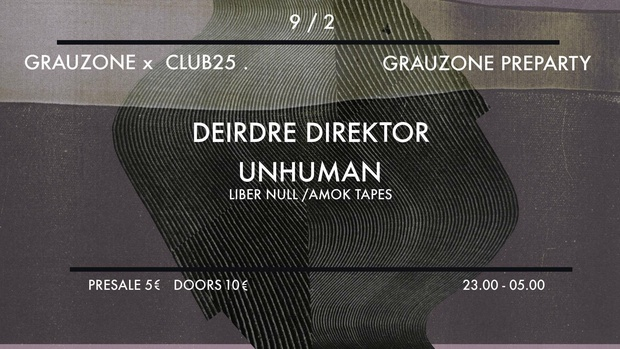 Grauzone x Club25