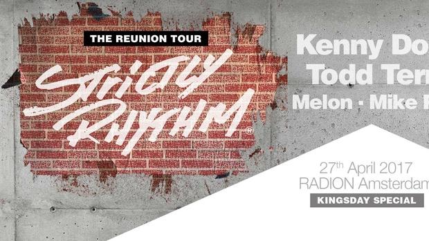 Strictly Rhythm Reunion