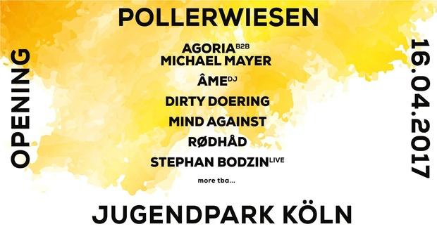 Pollerwiesen Opening