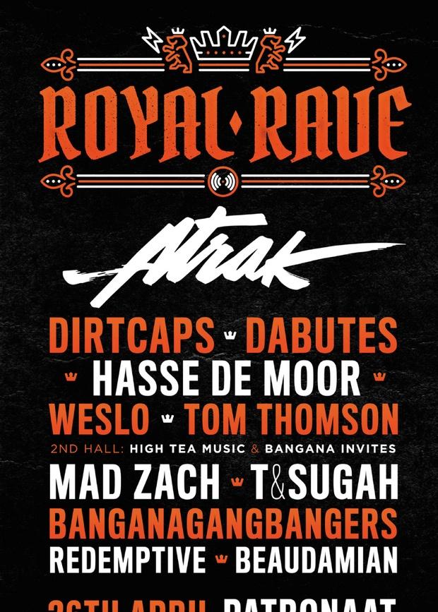 Royal Rave