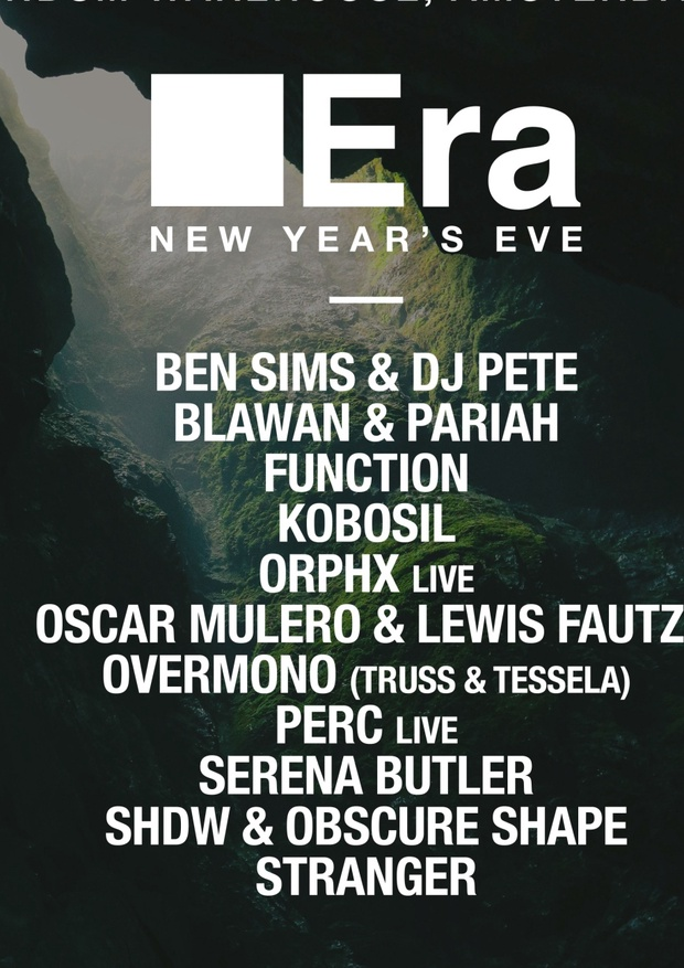 Era New Year's Eve