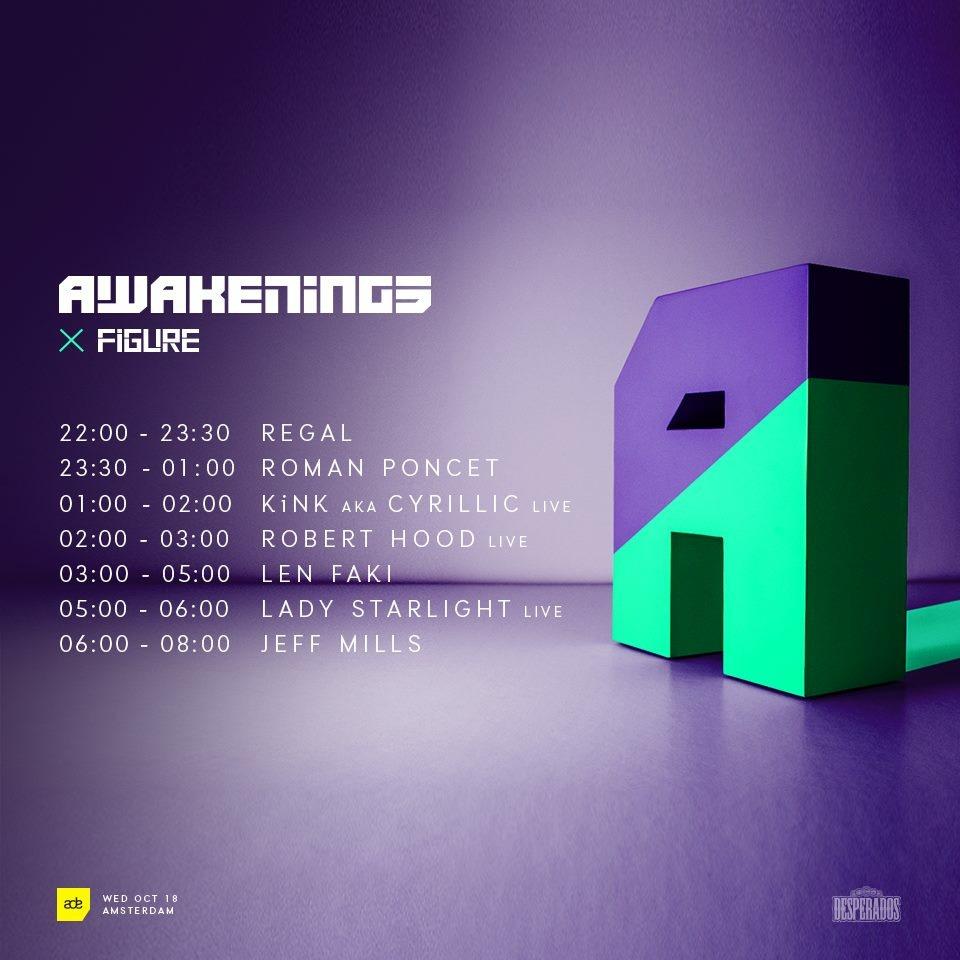 Awakenings x Figure